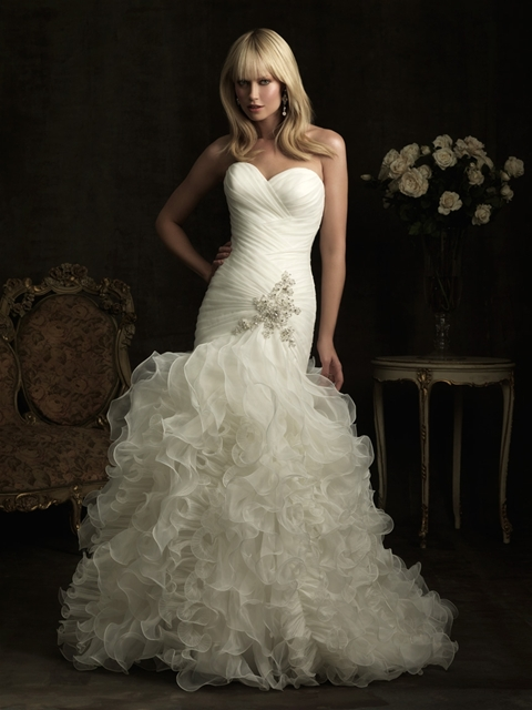 used wedding dress michigan
